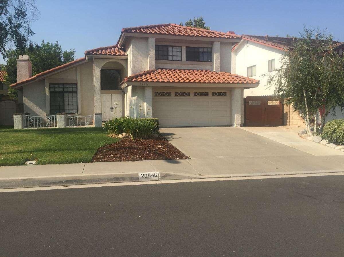 Single Family for Sale at 20546 Jay Carroll Drive Santa Clarita, California 91350 United States