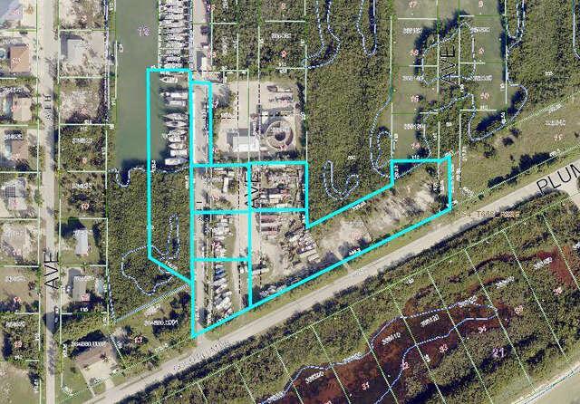 Land for Sale at 1680 Avenue I & Coco Plum Drive Marathon, Florida 33050 United States
