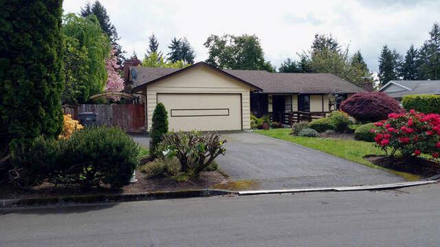 Single Family for Sale at 14104 107th Ave. N.E. Kirkland, Washington 98034 United States