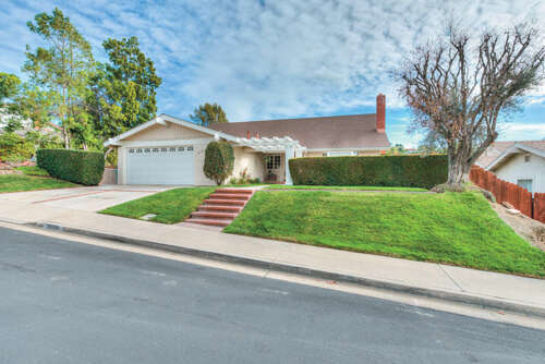 Single Family for Sale at 26596 Morena Drive Mission Viejo, California 92691 United States