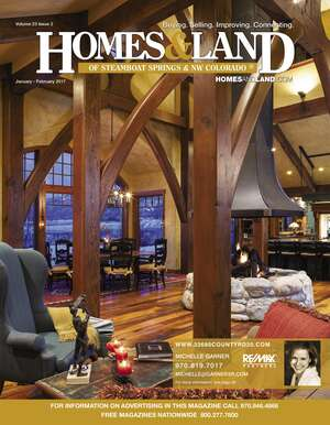 HOMES & LAND Magazine Cover. Vol. 23, Issue 02, Page 56.