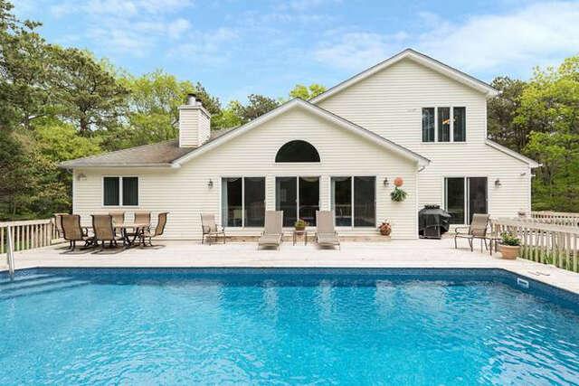 Single Family for Sale at 58 Lakeside Lane Westhampton, New York 11977 United States