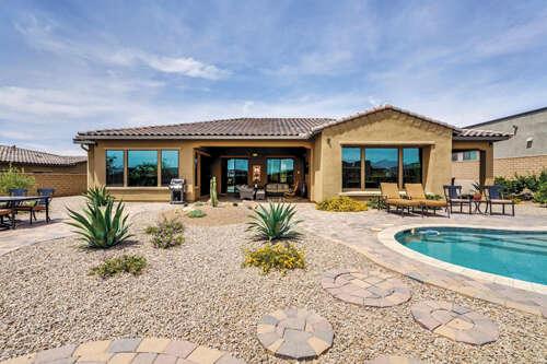 Single Family for Sale at 14110 N Crooked Creek Drive Marana, Arizona 85658 United States