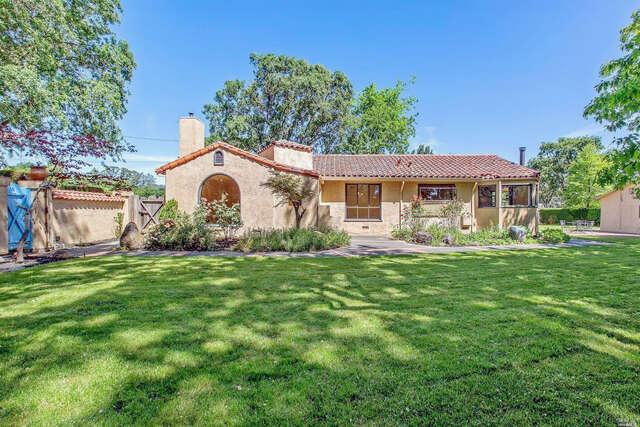 Single Family for Sale at 1281 Felder Road Sonoma, California 95476 United States