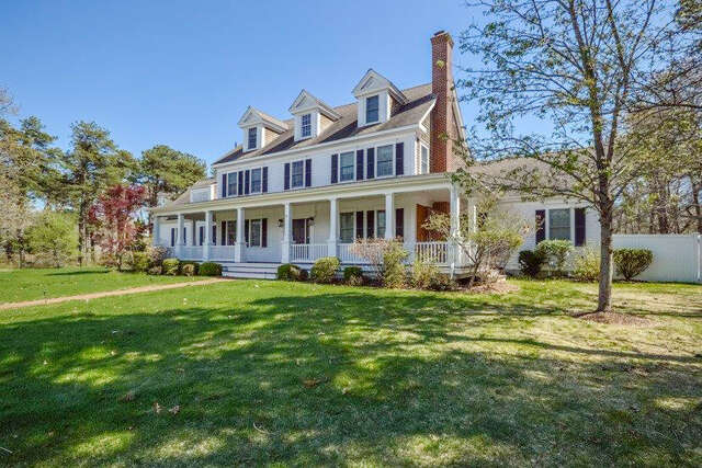Single Family for Sale at 6 Norse Pines Drive East Sandwich, Massachusetts 02537 United States
