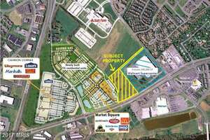 Land for Sale, ListingId:41602210, location: 7850 MONOCACY BOULEVARD Frederick 21701
