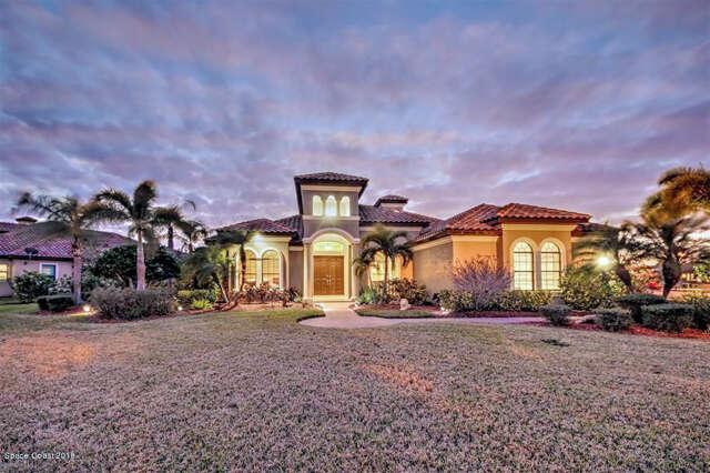 Single Family for Sale at 5152 Saler Court Rockledge, Florida 32955 United States