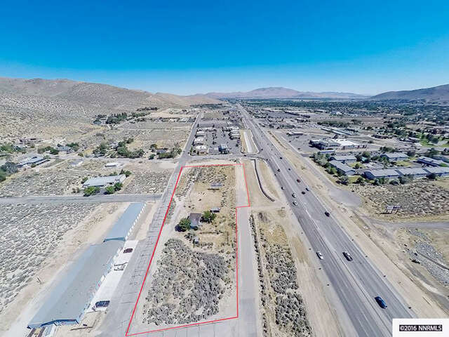 Land for Sale at 4849 Cochise Street Carson City, Nevada 89703 United States