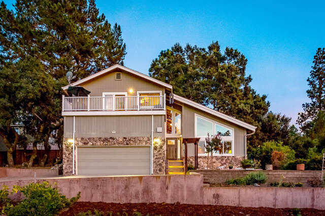Single Family for Sale at 865 Pinecone Drive Scotts Valley, California 95066 United States