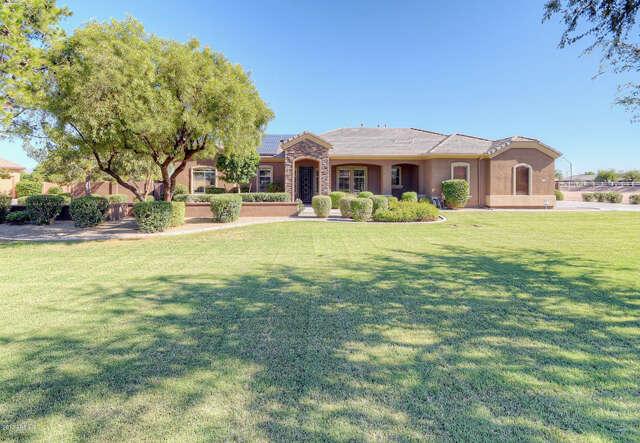 Single Family for Sale at 16336 W Durango St Goodyear, Arizona 85338 United States
