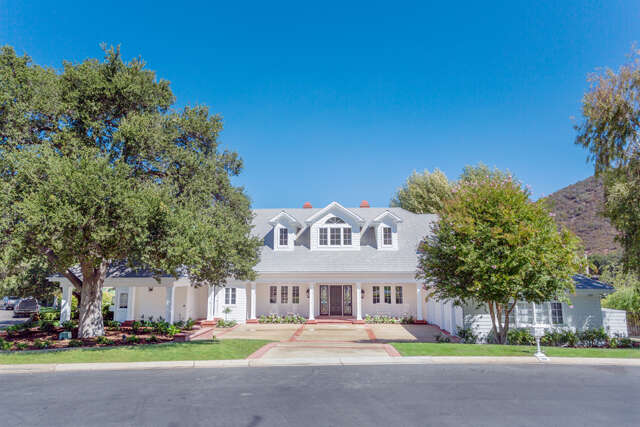 Single Family for Sale at 291 Garden Drive Thousand Oaks, California 91361 United States