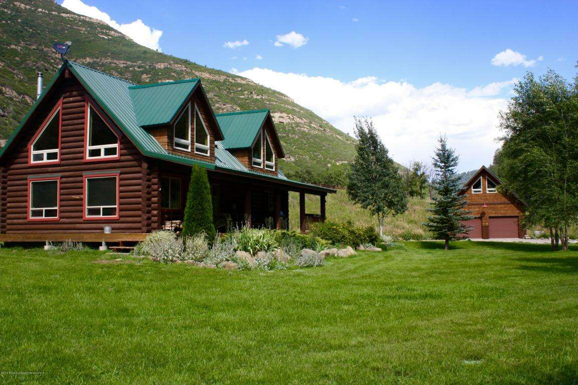 Single Family for Sale at 8844 Hwy 133 Somerset, Colorado 81434 United States