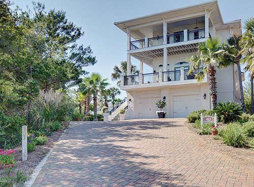 Single Family for Sale at 211 La Valencia Circle Panama City Beach, Florida 32413 United States