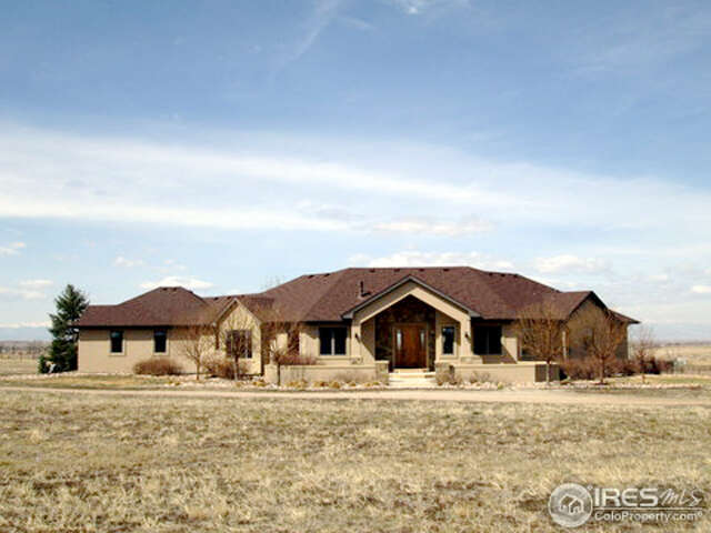 Single Family for Sale at 14211 County Road 22 Fort Lupton, Colorado 80621 United States