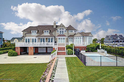 Single Family for Sale at 21 Ocean Avenue Monmouth Beach, New Jersey 07750 United States
