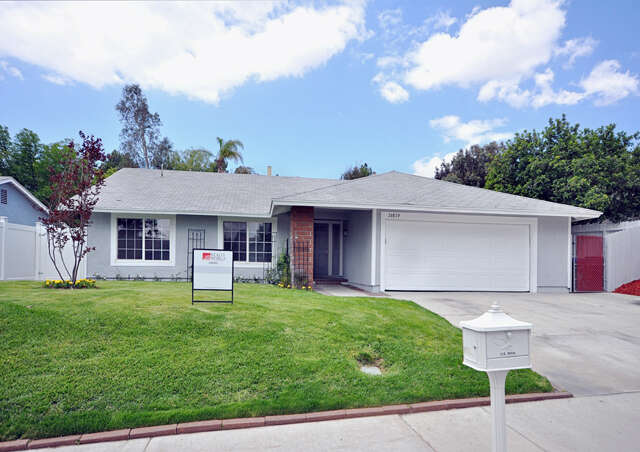 Single Family for Sale at 36879 Las Mananitas Drive Valencia, California 91354 United States