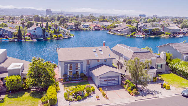 Single Family for Sale at 323 Dolphin Isle Foster City, California 94404 United States