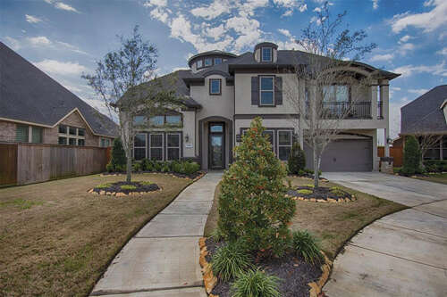 Single Family for Sale at 13410 Travis Heights Lane Houston, Texas 77059 United States