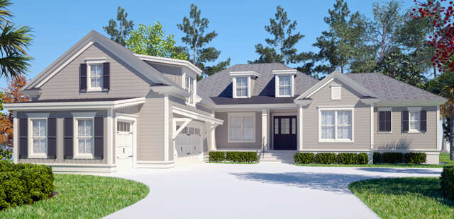 Single Family for Sale at 180 Cutter Circle Bluffton, South Carolina 29909 United States