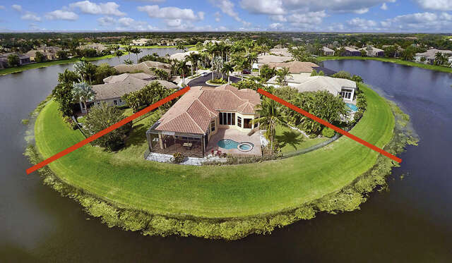 Single Family for Sale at 200 Via Emilia Palm Beach Gardens, Florida 33418 United States