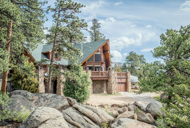 Single Family for Sale at 505 Big Horn Dr Estes Park, Colorado 80517 United States