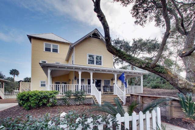 Single Family for Sale at 81 Seaside Cottage Lane Isle Of Palms, South Carolina 29451 United States