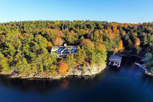 Single Family for Sale at 19289 Rock Baie Road Wellesley Island, New York 13640 United States