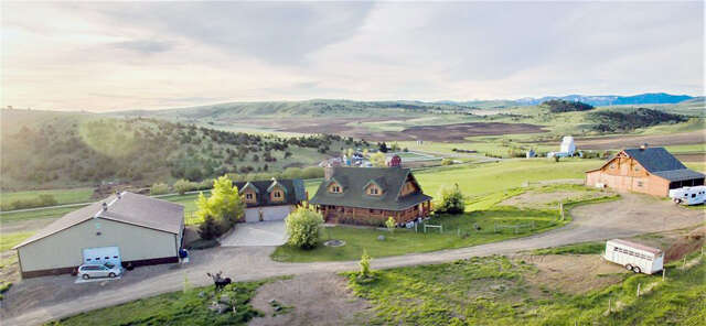 Single Family for Sale at 168 Dan Road Manhattan, Montana 59741 United States
