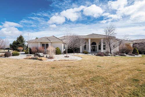 Single Family for Sale at 2432 Genoa Aspen Drive Genoa, Nevada 89411 United States