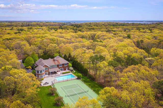 Single Family for Sale at 19 Deer Path Quogue, New York 11959 United States