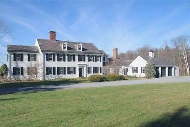Single Family for Sale at 743 Town Line Road West Shaftsbury, Vermont 05262 United States