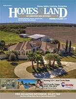 HOMES & LAND Magazine Cover. Vol. 15, Issue 04, Page 35.