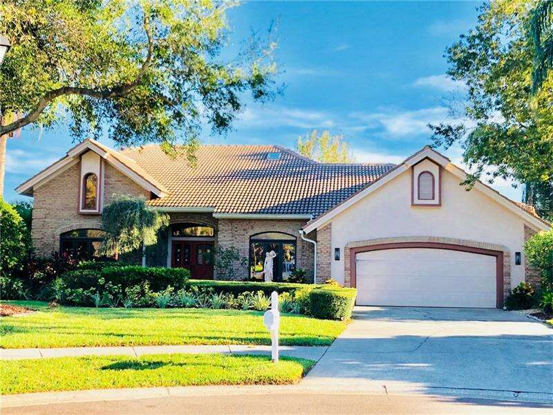 Single Family for Sale at 1808 Oakmont Court Safety Harbor, Florida 34695 United States