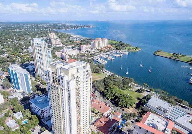 Condominium for Sale at 300 Beach Drive NE St. Petersburg, Florida 33701 United States