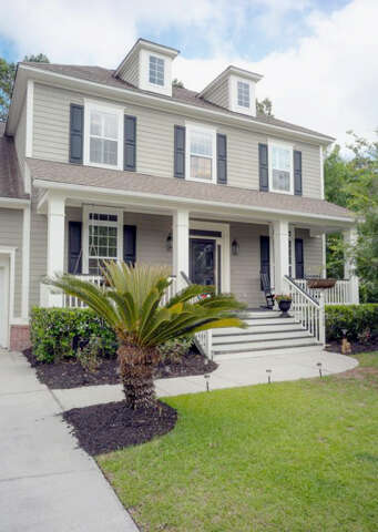 Single Family for Sale at 1724 James Basford Place Mount Pleasant, South Carolina 29466 United States