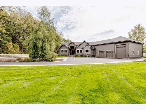 Single Family for Sale at 27140 Morganlee Ln Junction City, Oregon 97448 United States