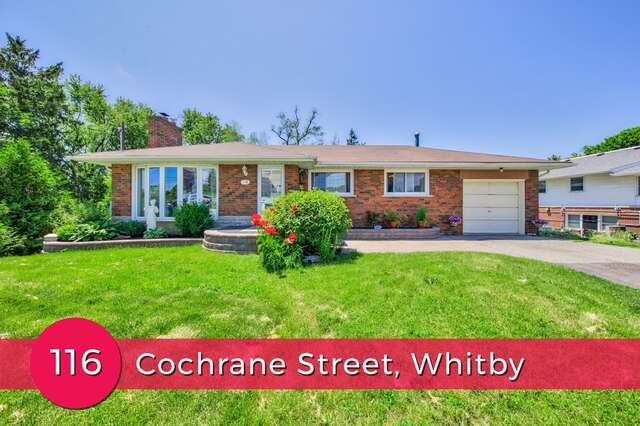 Real Estate for Sale, ListingId:45704017, location: 116 Cochrane St Whitby