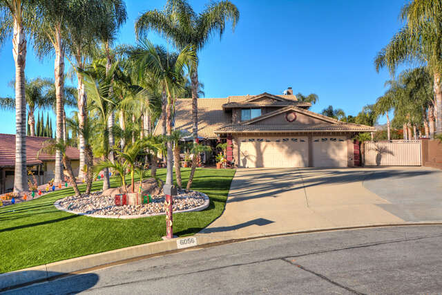 Single Family for Sale at 6056 Sard St. Rancho Cucamonga, California 91701 United States