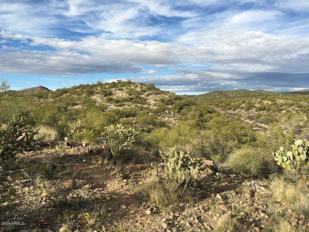 Land for Sale at 38950 S Constellation Road Wickenburg, Arizona 85390 United States