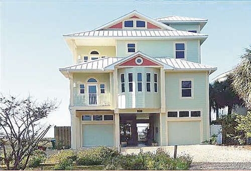 Single Family for Sale at 122 Mariner Ln Cape San Blas, Florida 32456 United States