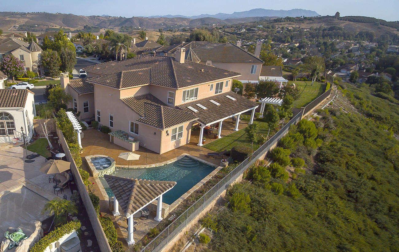 Single Family for Sale at 14167 Maya Circle Moorpark, California 93021 United States