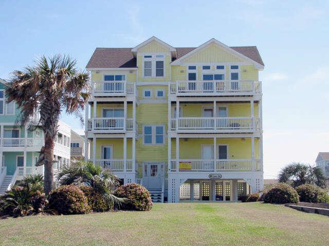 Single Family for Sale at 24240 Caribbean Way Rodanthe, North Carolina 27968 United States