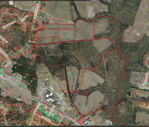 Land for Sale, ListingId:52912870, location: 1125 Piney Green Road Jacksonville 28546