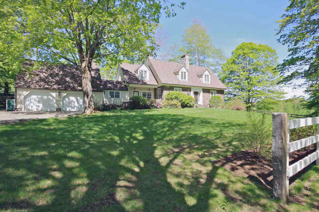 Single Family for Sale at 486 Benedict Road Woodstock, Vermont 05091 United States