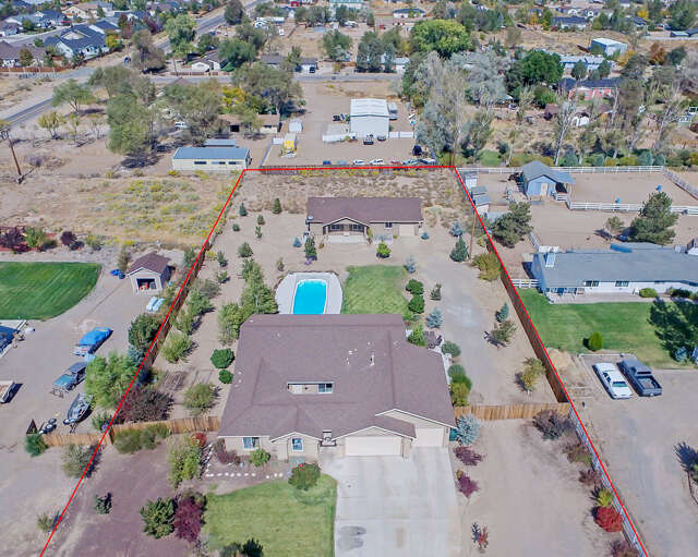 Single Family for Sale at 1306 Kim Place Minden, Nevada 89423 United States