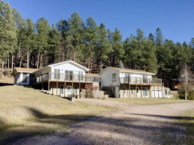 Vacation Property for Sale at 24110 Leaky Valley Road Keystone, South Dakota 57751 United States