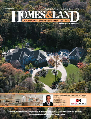 Homes & Land of Burlington, Camden & Gloucester Counties