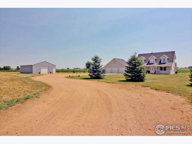 Single Family for Sale at 36506 County Road 29 Eaton, Colorado 80615 United States