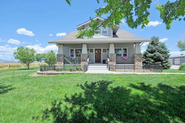 Single Family for Sale at 22382 Schultz Ln, Berthoud, Colorado 80513 United States
