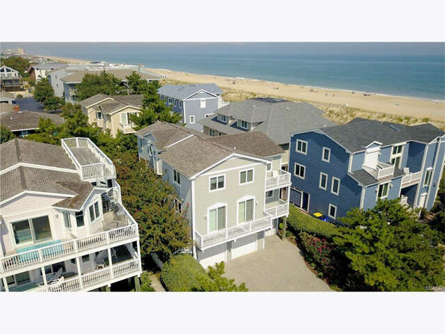 Single Family for Sale at 9 Houston Street Dewey Beach, Delaware 19971 United States